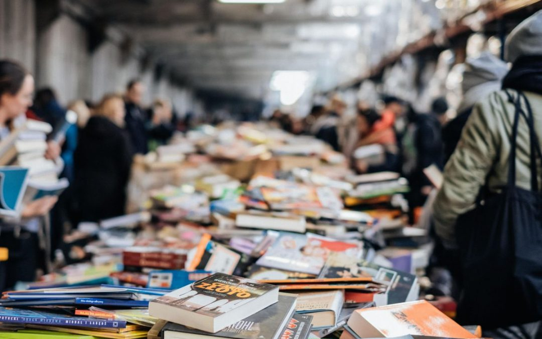 How to sell books online?