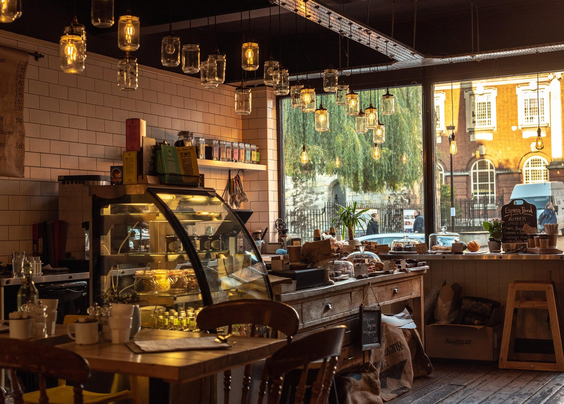 The Best Cafes In Dublin