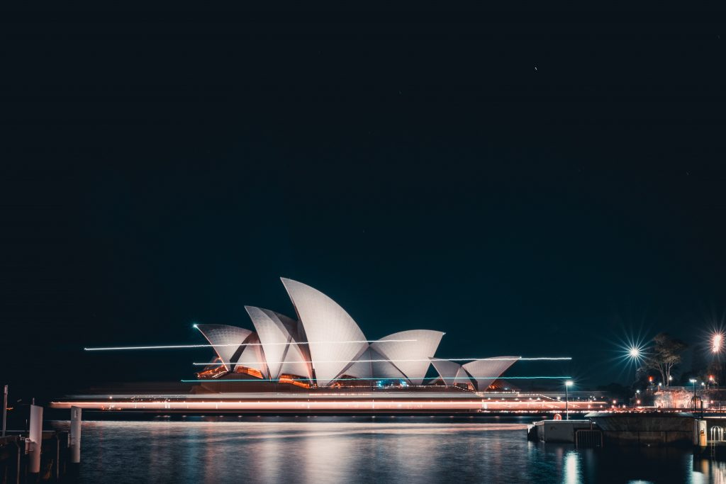 Cafes in Sydney