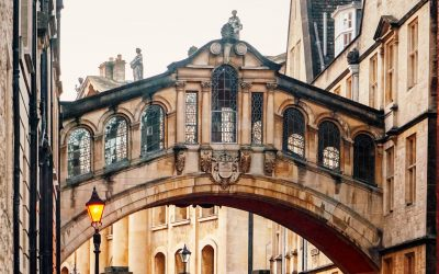Here are Some Of The Famous Courses Of Oxford