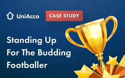 Case Study – Standing Up For The Budding Footballer