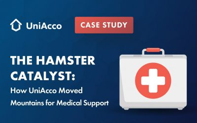 The Hamster Catalyst: How UniAcco Moved Mountains For Medical Support