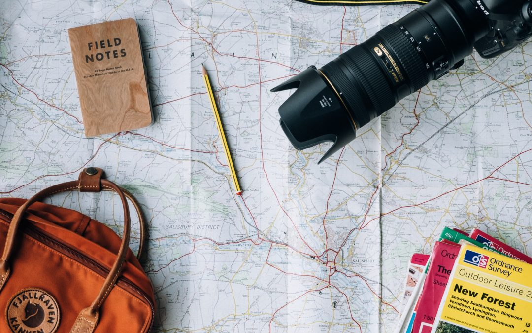 Take Inspiration From These 6 Books That Make You Travel