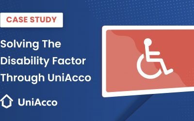 Solving The Disability Factor Through UniAcco