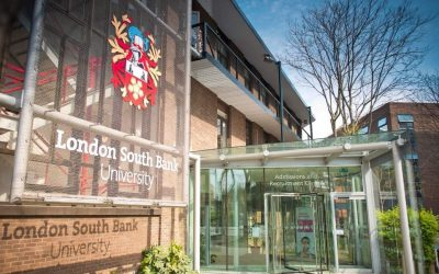 London South Bank University Ranking Details For International Students