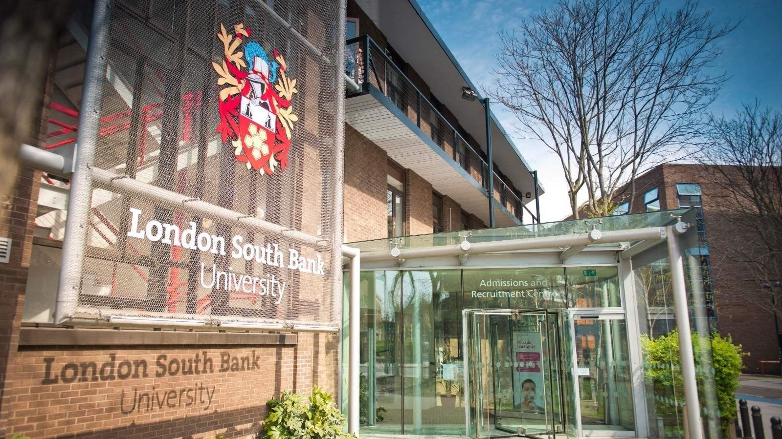 London south bank university ranking