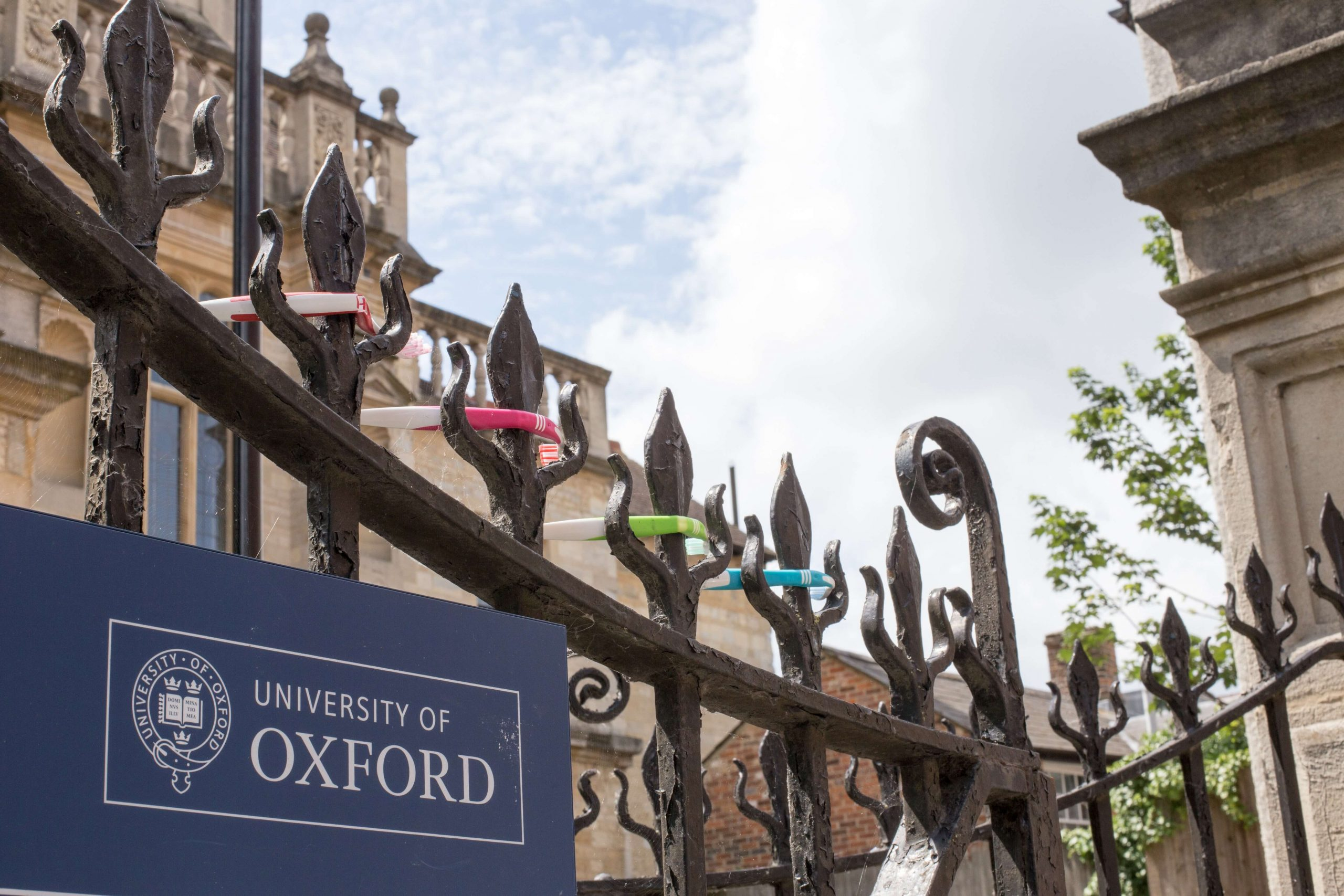 Famous People From Oxford