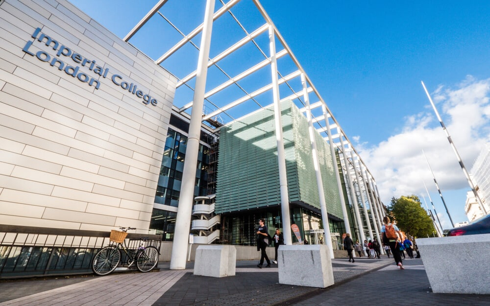 Imperial College London, best universities in  London