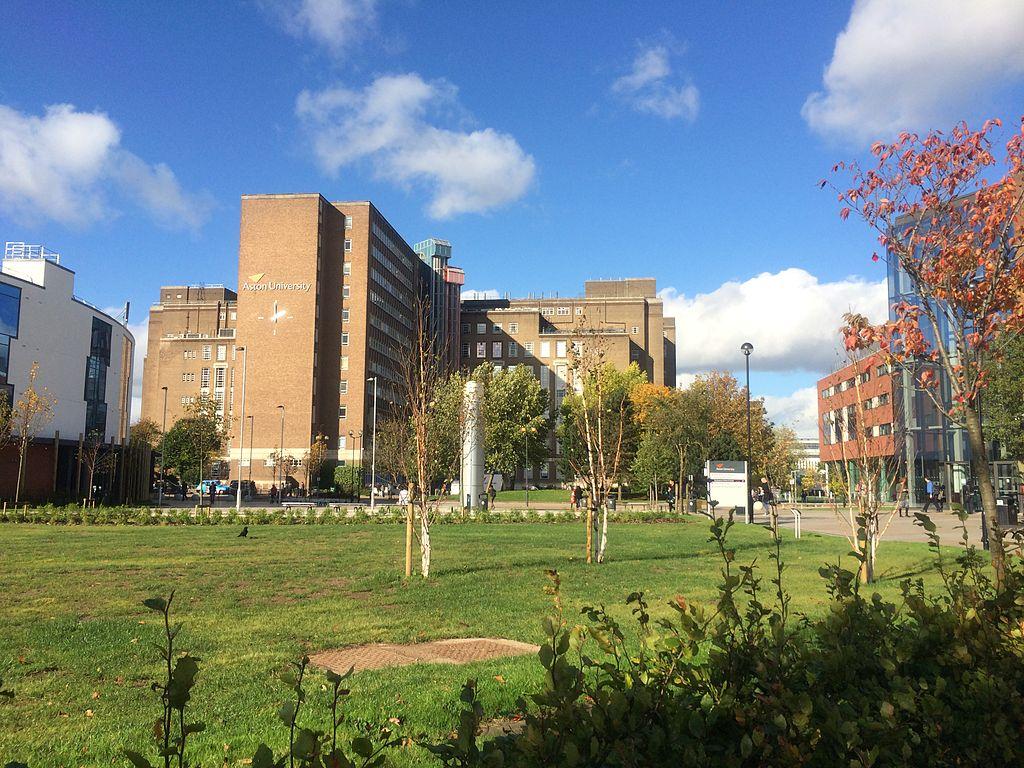 Aston University, best unis in birmingham