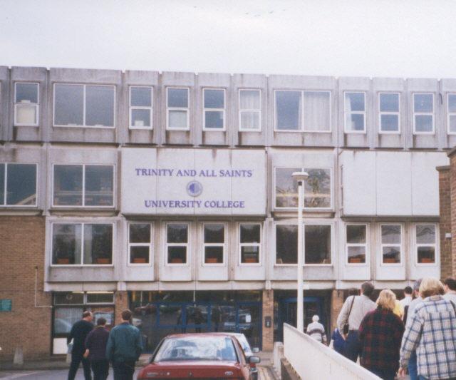 Leeds Trinity University, Universities in Leeds