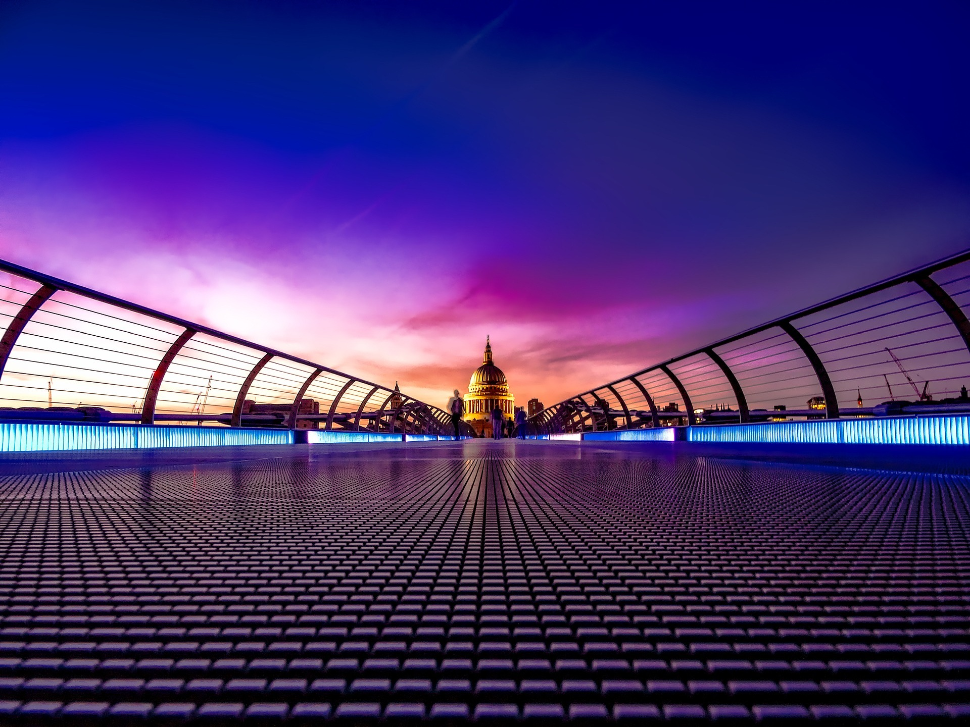 St. Paul's Cathedral, tourist places to visit in London
