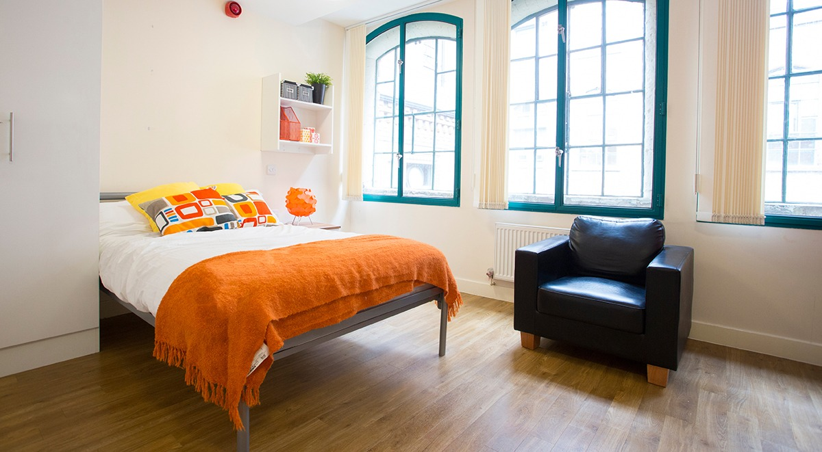 student accommodation nottingham
