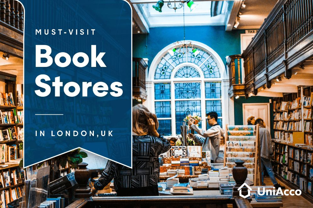 Must-Visit Book Stores in London, United Kingdom