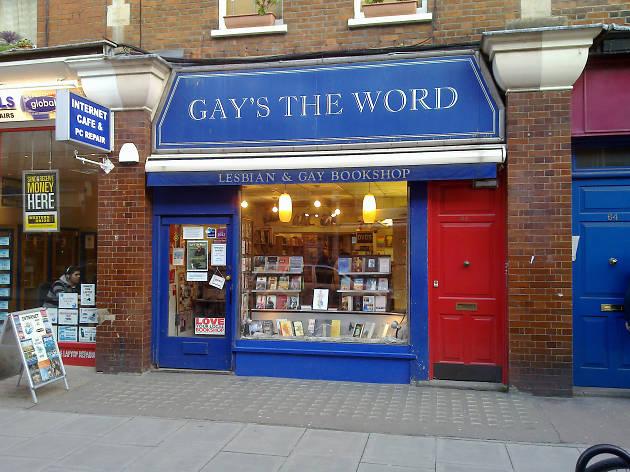 Gay's the Word, Bloomsbury