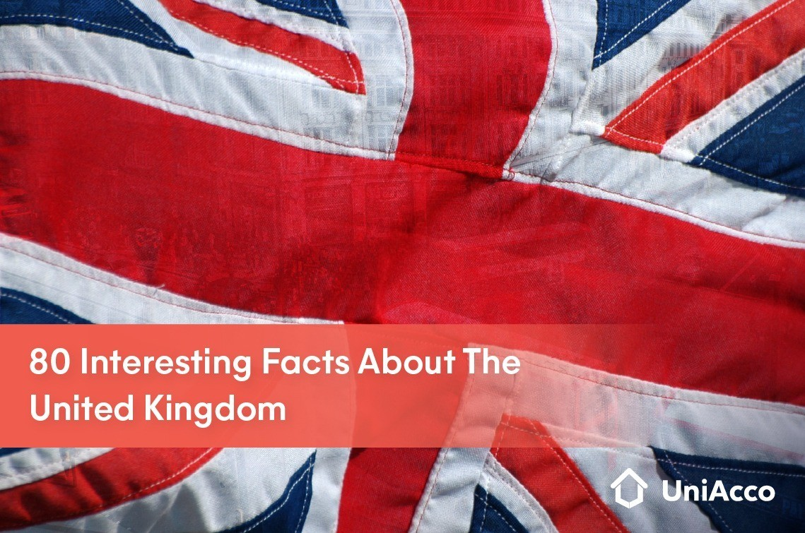 80 Interesting Facts About The United Kingdom