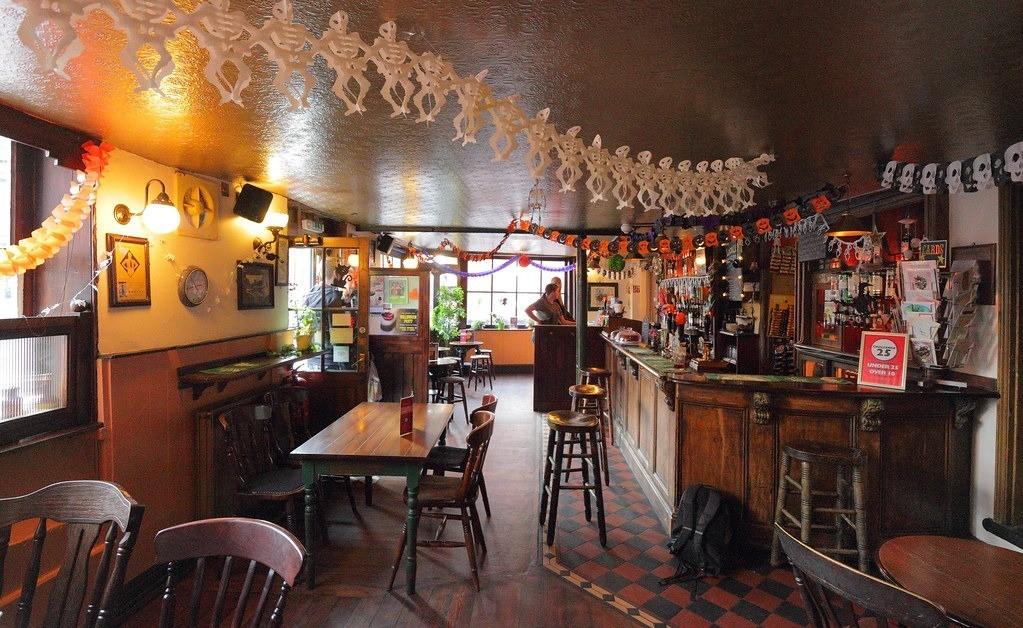 pubs in Nottingham
