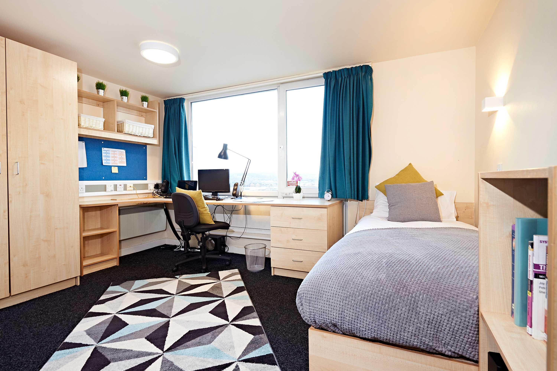 Burley Road student accommodation