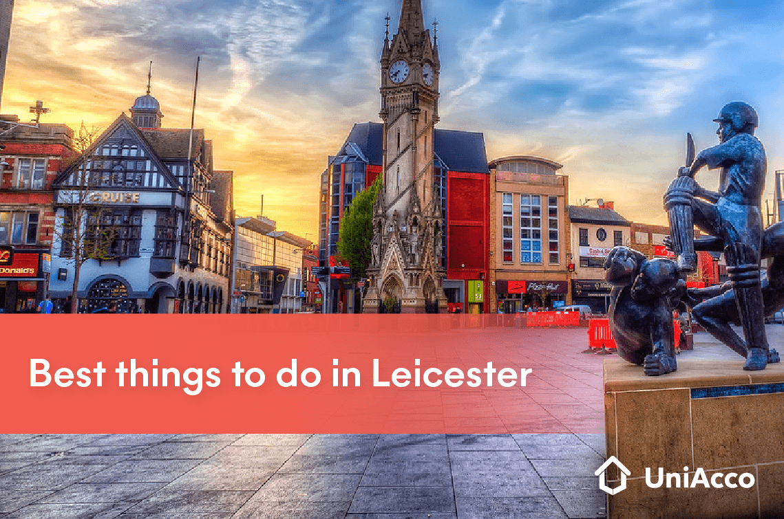 Best things to do in Leicester