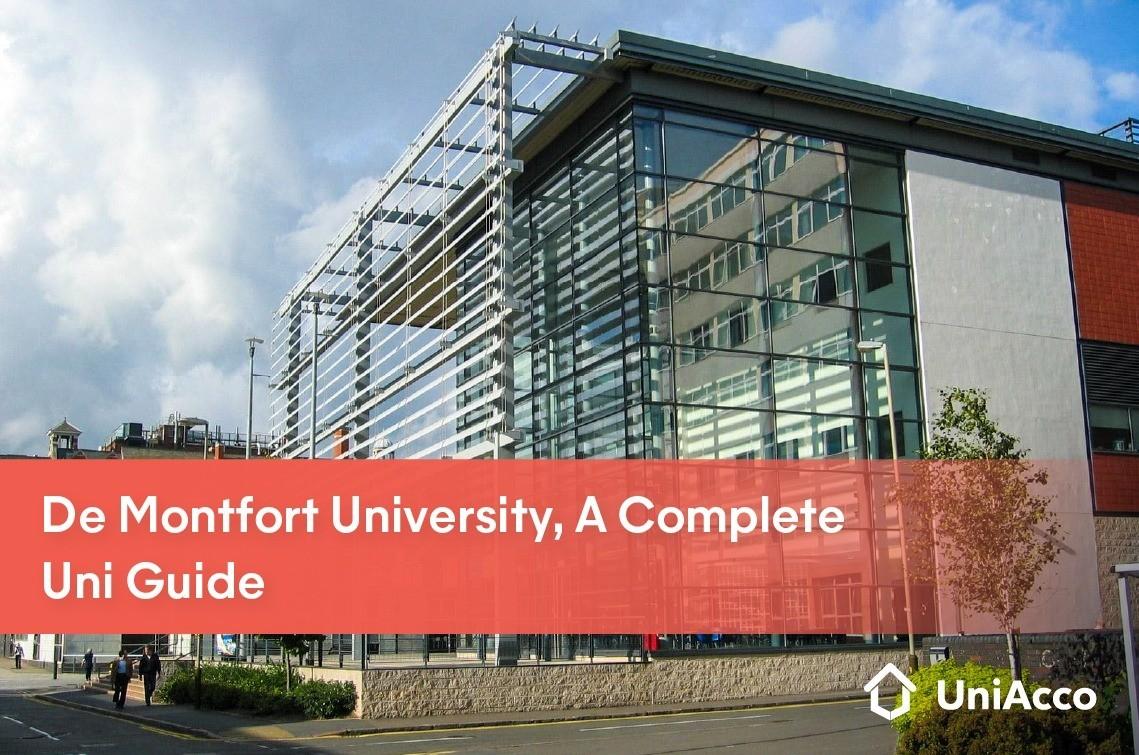 De Montfort University, A Complete Uni Guide