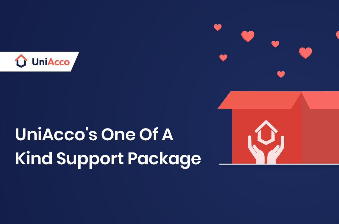 UniAcco's One Of A Kind Support Package